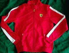 Ferrari tuta Giacca Jacket live in the fast lane scuderia f1 formula racing