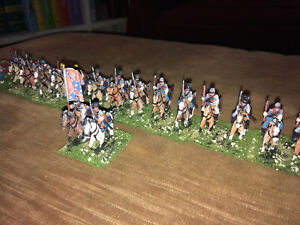 20 Painted 1/72 Civil War Confederate 1st Virginia Cavalry w 2 Horse Artillery !