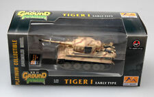 Easy Model 36210 -1/72 wwii DT. tigre I (early) - L'empire-russie 1943-NEUF