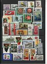 38 Vintage Poland stamps priced to clear stock P562