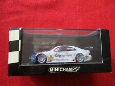 MINICHAMPS® 400 023112 1:43 Mercedes-Benz CLK Coupe DTM 2001 Team Original Teile