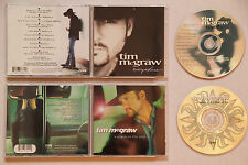 2 CDs, Tim McGraw - Everywhere (w.Faith Hill - It's Your Love)+ Place In the Sun