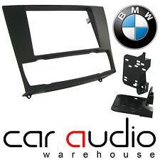 CT23BM01 BMW 3 Series E90 E91 E92 E93 2005 On Car Stereo Double DIN Fascia Panel