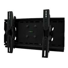 "Lloytron T303S Flat Screen TV Wall Mount 23-37"" Tilt Swivel Movement Black Steel"