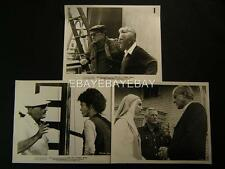 Candid Director Stanley Kramer VINTAGE 3 Assorted PHOTO LOT 418F