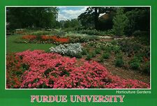 Horticulture Gardens on Purdue University, West Lafayette, Indiana --- Postcard