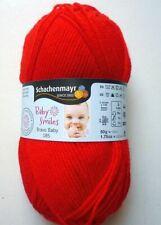 Schachenmayr Bravo Baby 185 m/50 g rot Fb.1030