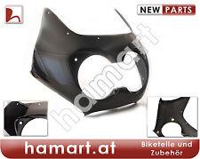 Verkleidung Maske schwarz Fairing front Honda XRV 750 RD07 Africa Twin 93-95
