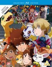 Digimon Adventure Tri The Movie Part 3 Confession Three New Region B Blu-ray