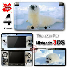 Seal Cute SKIN VINYL STICKER DECAL COVER for Nintendo 3DS