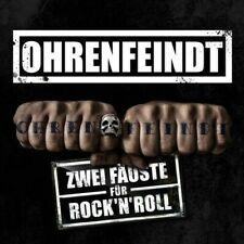 OHRENFEINDT - ZWEI FÄUSTE FÜR ROCK'N'ROLL CD-DIGIPAK NEU
