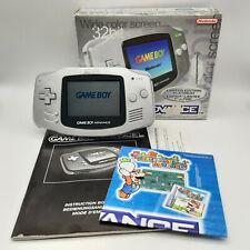 +++ Nintendo Game Boy Advance - Platinum - Limited Edition mit OVP +++