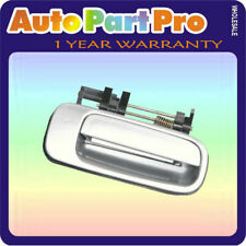 B391 For Toyota Camry Passenger Outside Door Handle Silver 176 Rear Right 92 96 Fits Toyota