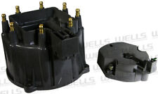 Distributor Cap and Rotor Kit fits 1985-1986 Pontiac Firebird  WVE BY NTK