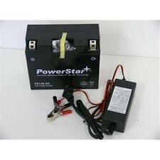 UT12B-4 YT12B-BS Charger & Battery for 1999 2000 2001 2002 Yamaha YZF R6 R1