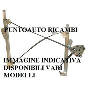 ALZAVETRO ALZACRISTALLI ANTERIORE ALFA ROMEO MECCANISMO ALFA ROMEO MITO 2008 SX