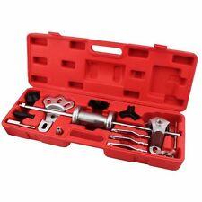 17pc Wheel Puller 5lb Slide Hammer Internal External Puller Hub Dent US Stock
