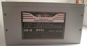 ColorsIT 350U-SPE 400W Silent Power Netzteil 20p P4