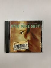 Music From The Motion Picture Eyes Wide Shut Cd 1999 Reprise New Sealed