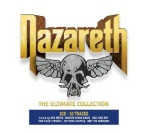 Nazareth - The Ultimate Collection - New 3CD Album