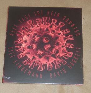 TILL LINDEMANN DAVID GARRETT Alle Tage ist kein Sonntag CD 2020 Ltd. RAMMSTEIN**