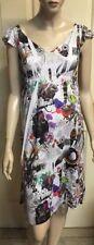 Animal Print Sundress Dry-clean Only Regular Dresses for Women