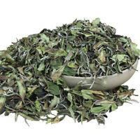 Organic Premium Bai Mu Dan White Poney White Tea Loose Leaf Green Tea Flower Tea