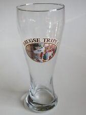 Bicchiere Della Birra ~ Browerij Palmare Brugse Tripel (in Pensione Bier ) ~