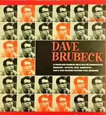 Dave Brubeck Jazz Lp Vinyl 33 Giri