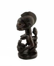 Statue Africaine Maternité Yoruba Culte de la Fertilité 229