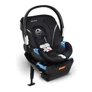 Cybex Aton 2 SensorSafe Infant Car Seat & Load Leg Base Lavastone