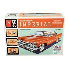 AMT 1959 Chrysler Imperial Plastic Model Hardtop Customizable Kit NEW Sealed!