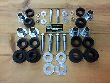 Subframe Body Mount Bushing Kit With Hardware Core Support Bushings Camaro Nova