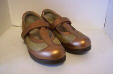 "Drew ""Desiree""  Penny Calf/Penny Mesh Orthopedic Shoes - Size 9M"