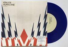 ATHLETE - HURRICANE very rare 7 INCH VINYL RECORD BRAND NEW Part 1
