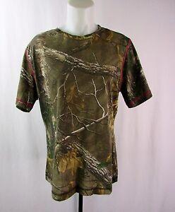 Berne Ladies Realtree Xtra Short Sleeve T-Shirt Large