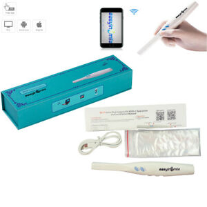 1Set EASYINSMILE Dental WIFI Oral Intraoral Camera Wireless 3.0 HD  Clear Image