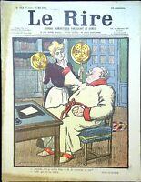 Le RIRE N° 342 du 25  Mai 1901