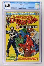 Amazing Spider-Man #129 - Marvel 1974 CGC 6.0 1st App The Punisher & Jackal!