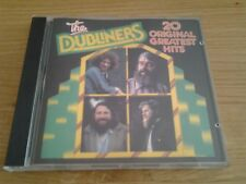 CD -THE DUBLINERS - 20 ORIGINAL GREATEST HITS - Whiskey in the jar, Sam Hall u.a