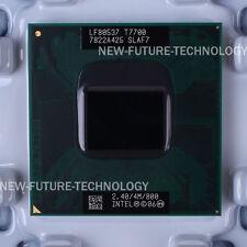 Intel Core 2 Duo T7700 (LF80537GG0564M) SLA43 SLAF7 CPU 800 MHz 2.4GHz 100% Work