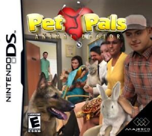 Pet Pals: Animal Doctor - Nintendo DS Game - Game Only