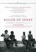 Killer of Sheep: The Charles Burnett Collection [New DVD] Black & White, Resto