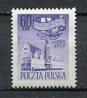 35639) Poland 1957 MNH Trade Union Cong Leipzig 1v