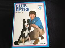 Blue Peter Ninth 9th Book 1972 Annual BBC TV , Written In And Clipped