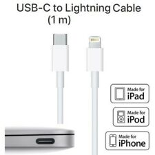 1M USB-C 3.1 Type C Male to Lightning data Charge Cable For iPhone MacBook