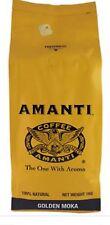 Amanti Golden Moka coffee beans 500g