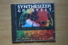 Various ‎– Synthesizer Greatest Vol. 1 - Electronic, Modern Classical (Box C98)