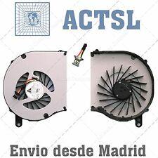 FAN VENTILADOR CPU para Portátil HP G62 606013-001 Series Cooling Fan