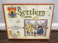 THE SETTLERS OF CATAN (483)  (Copyright 2003) (Mayfair Games)  (Complete)